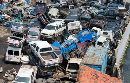 废旧汽车回收拆解